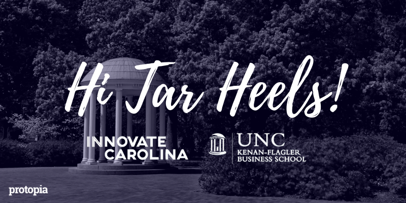 UNC Chapel Hill entrepreneurs launches with Protopia